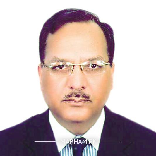 Dr Farhan Ansari - Paediatric Surgeon in Islamabad